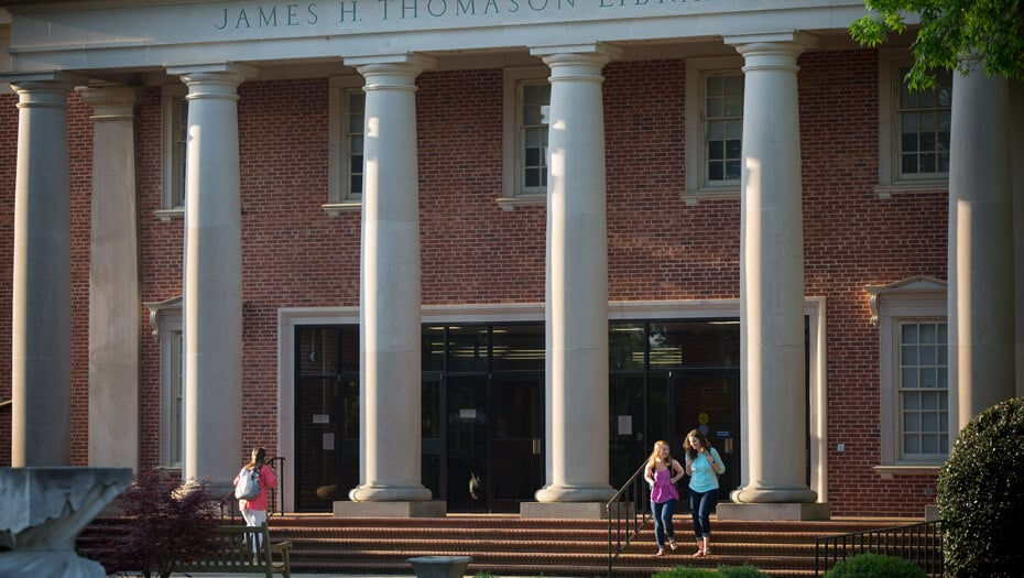 Bookstore | Presbyterian College | Clinton, South Carolina