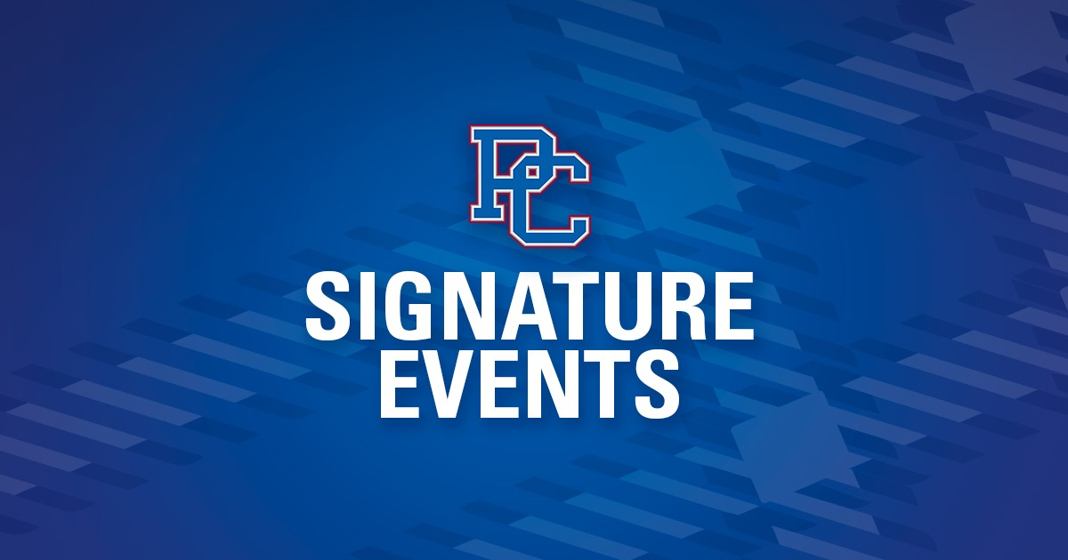 Signature Events Presbyterian College