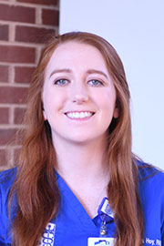 Christin Van Hoy | Physicians Assistant Doctoral Program | Presbyterian College | Clinton SC