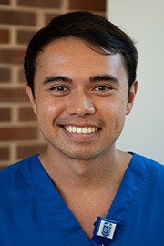 Alec Jameson Physician Assistant Student Presbyterian College