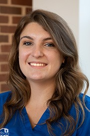 Casey Roche Physician Assistant Student Presbyterian College