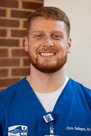 Christ Gallegos Physician Assistant Student Presbyterian College