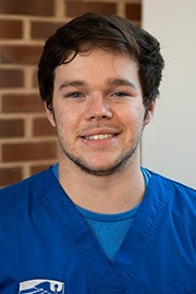 Ethan Pierce Physician Assistant Student Presbyterian College