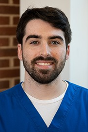 Jonathan Taylor Physician Assistant Student Presbyterian College