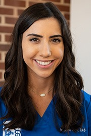 Madeline Grant Physician Assistant Student Presbyterian College
