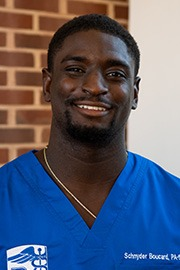 Schnyder Bouchard Physician Assistant Student Presbyterian College