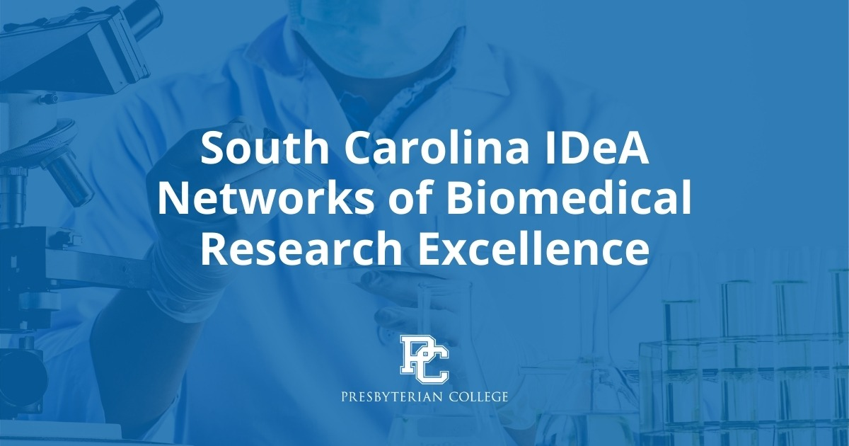 South Carolina IDeA Networks of Biomedical Research Excellence (SC INBRE)